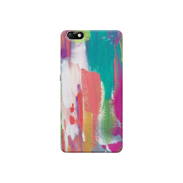 Abstract Painting Huwaei Honor 4X printed back cover