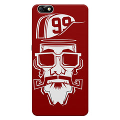 Cool Funky Sportsman With glasses Huwaei Honor 4X printed back cover