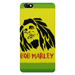 The High Life Ganja Bob Marley Huwaei Honor 4X printed back cover