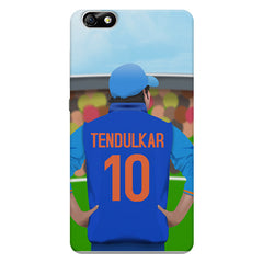 Sachin Tendulkar 10 Indian Cricketer Huwaei Honor 4X printed back cover