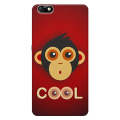Cool Monkey Eyes Minimalist Huwaei Honor 4X printed back cover