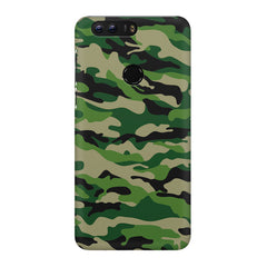 Military design design Huawei Honor 8 Pro  printed back cover