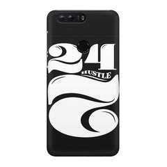 Always hustle design Huawei Honor 8 Pro  printed back cover