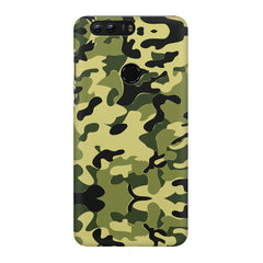 Camoflauge army color design Huawei Honor 8 Pro  printed back cover