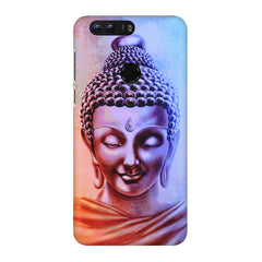 Lord Buddha design Huawei Honor 8 Pro  printed back cover