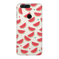 Water melon pattern design Huawei Honor 8 all side printed hard back cover by Motivate box Huawei Honor 8 hard plastic printed back cover.