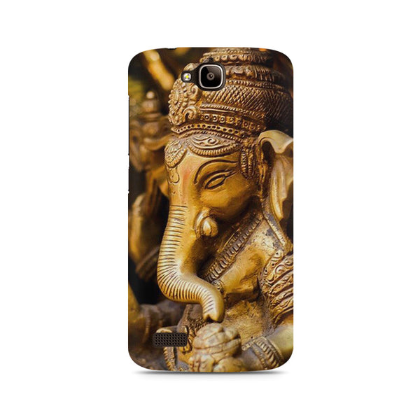 Ganesha painting Huwaei Honor Holly printed back cover