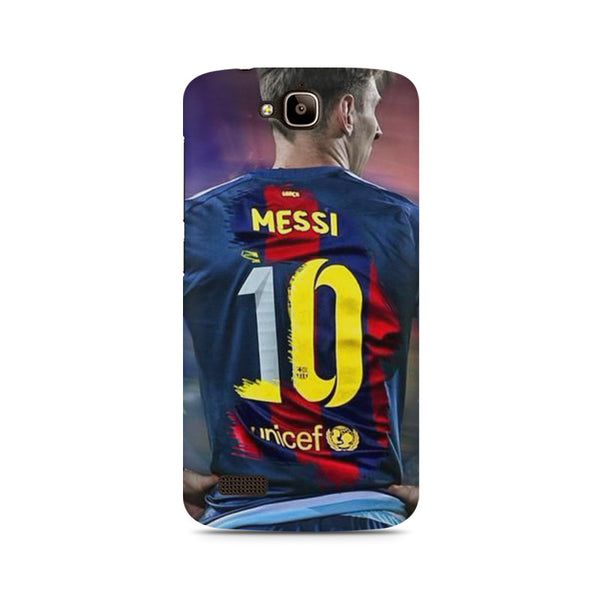 Lionel Messi Huwaei Honor Holly printed back cover