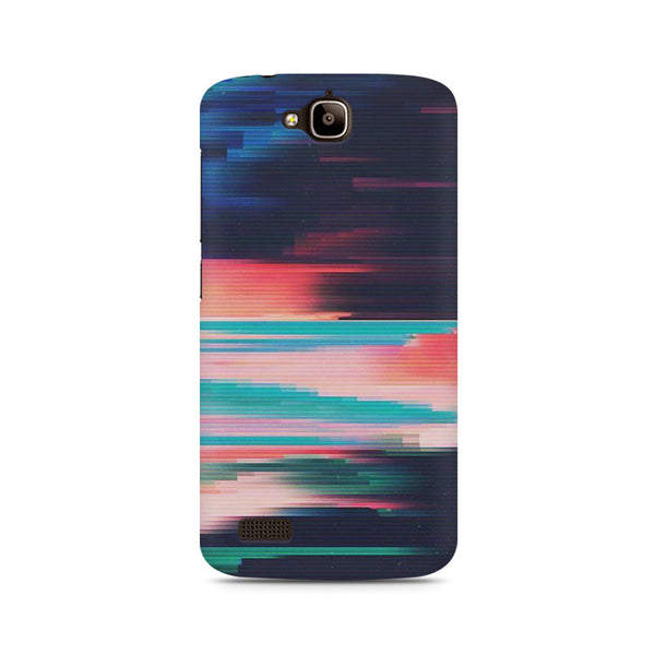 Abstract Huwaei Honor Holly printed back cover