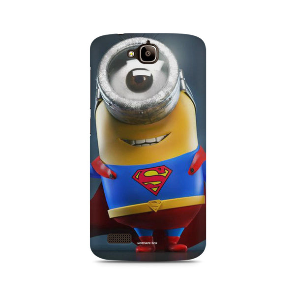 Superminion kevin Huwaei Honor Holly printed back cover