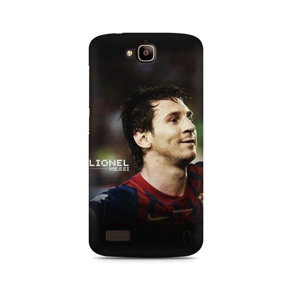Lionel Messi Football Huwaei Honor Holly printed back cover