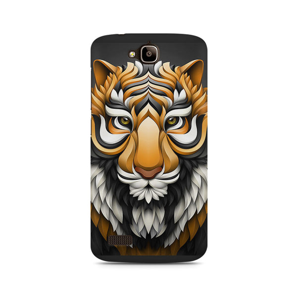 Tiger Tattoo Huwaei Honor Holly printed back cover