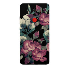 Abstract colorful flower design  Huawei Honor Matte 10 Pro hard plastic printed back cover.