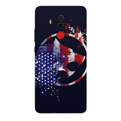 American Wolf design Huawei Honor Matte 10 Pro all side printed hard back cover by Motivate box Huawei Honor Matte 10 Pro hard plastic printed back cover.