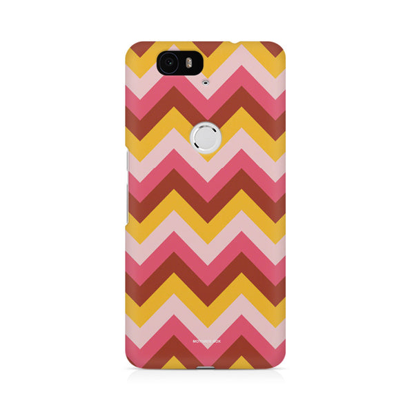 Pattern Criss Cross Huwaei Honor 4C printed back cover