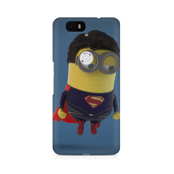 Super-Minion Huwaei Honor 4C printed back cover