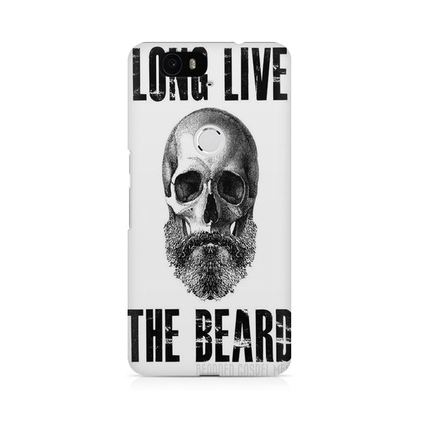 Long Live the beard Huwaei Honor 4C printed back cover