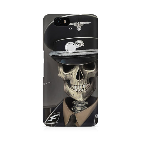 Captain Skull Army Huwaei Honor 4C printed back cover