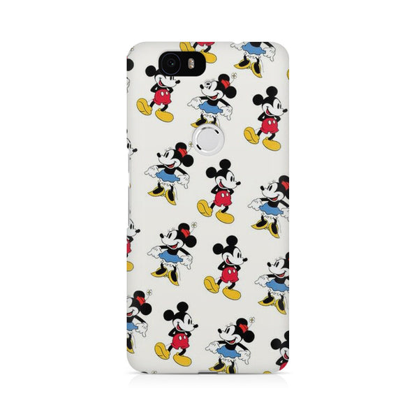 Minnie mouse Huwaei Honor 4C printed back cover