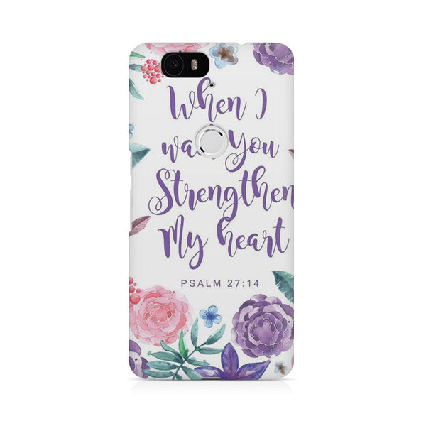 Quotes Huwaei Honor 4C printed back cover