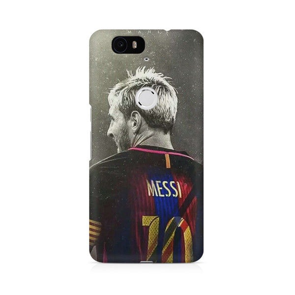 Messi Huwaei Honor 4C printed back cover