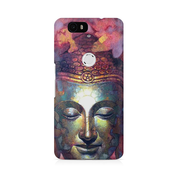 Buddha Huwaei Honor 4C printed back cover