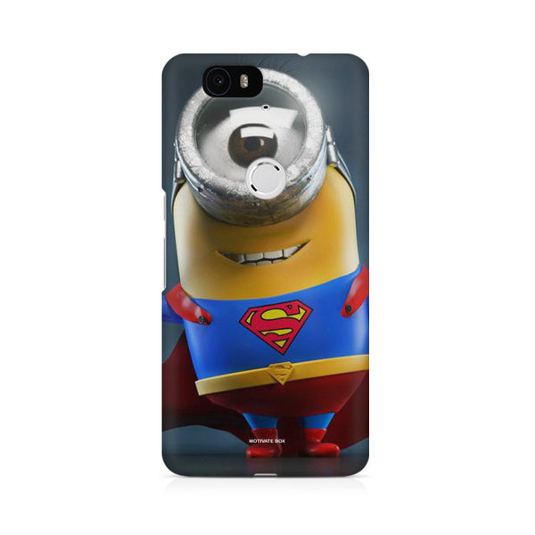 Superminion kevin Huwaei Honor 4C printed back cover