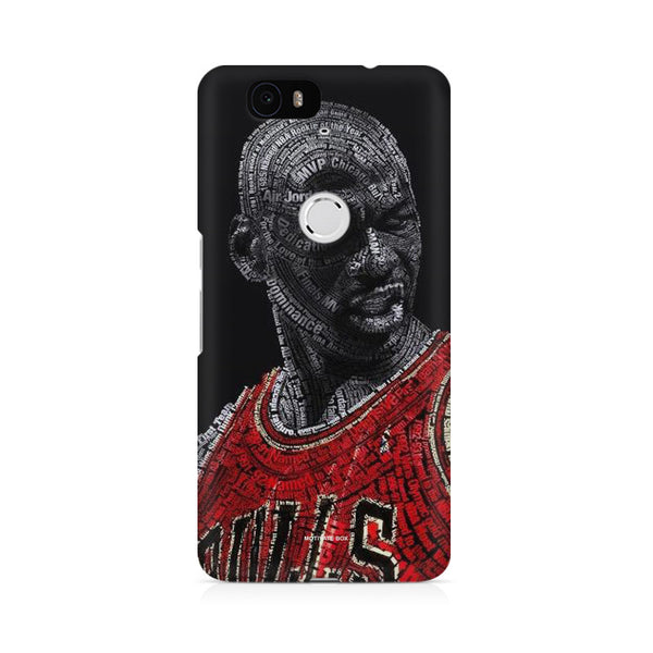 Jordan typography Huwaei Honor 4C printed back cover
