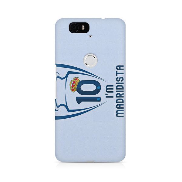 I am Madrista Huwaei Honor 4C printed back cover