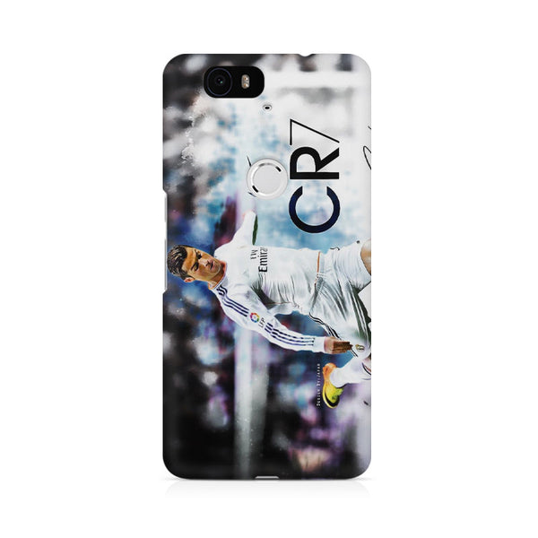 Ronaldo Kick Huwaei Honor 4C printed back cover
