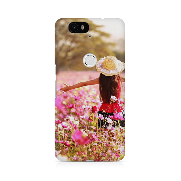 gorgeous girl Huwaei Honor 4C printed back cover