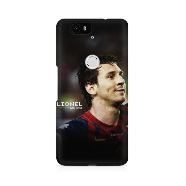 Lionel Messi Football Huwaei Honor 4C printed back cover