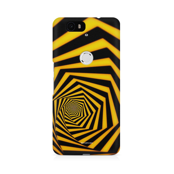 Concentric infinity Huwaei Honor 4C printed back cover