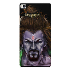 Shiva Anger  Huwaei Honor 8 printed back cover