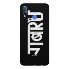 Gabru hindi quirky  design,  Huawei Nova 3 hard plastic printed back cover