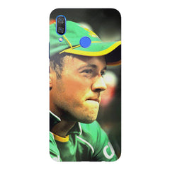 AB de Villiers South Africa  Huawei Nova 3 hard plastic printed back cover