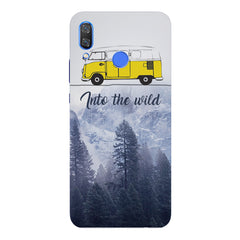 Into the wild for travel Wanderlust people Huawei Nova 3 hard plastic printed back cover