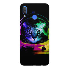 Astro Cat design Huawei Nova 3 hard plastic printed back cover