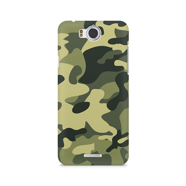 Army Design Infocus M530 printed back cover