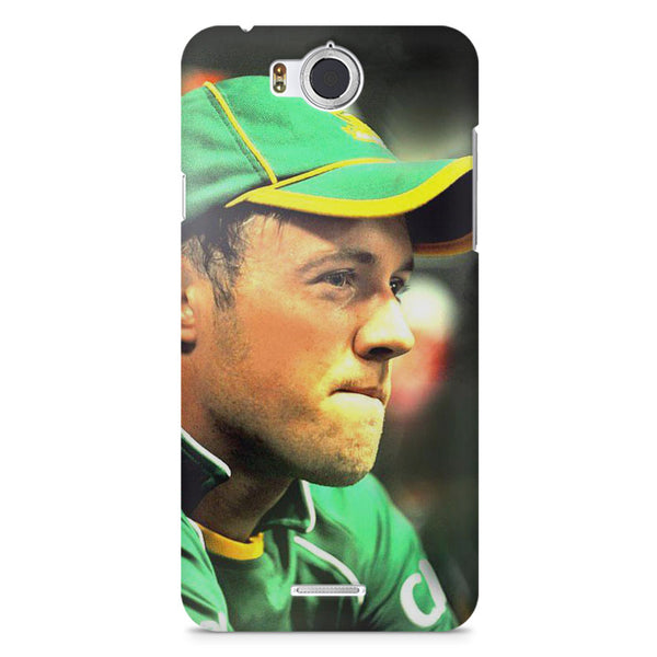 Ab De Villiers South Africa  Infocus M530 printed back cover