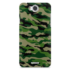 Military design design InFocus M530 printed back cover