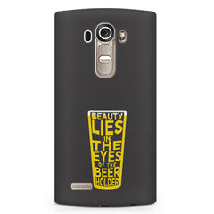 Beer Lovers Perfect Case Design design,  LG G4 printed back cover