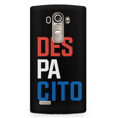 DES PA CITO design LG G4 printed back cover