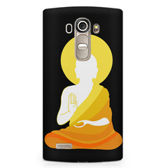 Buddha sketch design LG G4 printed back cover