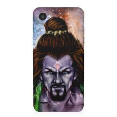 Shiva Anger  LG Q6  printed back cover