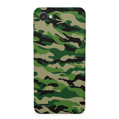 Military design design LG Q6  printed back cover