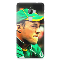 AB de Villiers South Africa  LeEco Le 3 printed back cover