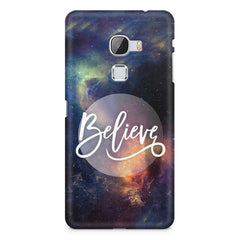 Believe in yourself LeEco Le 3 printed back cover