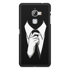 Corporate Tie design,  LeEco Le 3 printed back cover