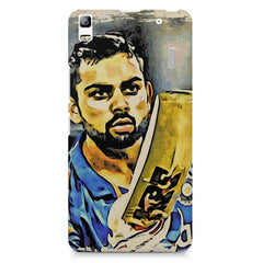 Virat Kohli  design,  Lenovo K3 Note/A7000 printed back cover